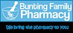 Bunting Family Pharmacy Logo